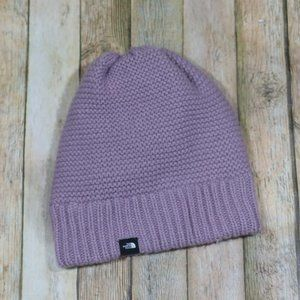 The North Face Cable Knit Beanie/Hat/Cap TNF